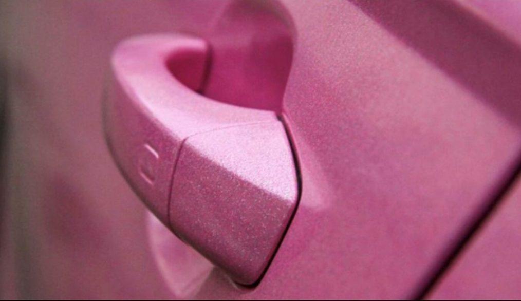 HEXIS Pink Glitter Gloss